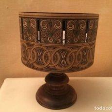 Antigüedades: ZOOTROPO CON 10 TIRAS. Lote 142410410