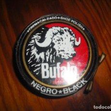 Antigüedades: LATA DE BETÚN BÚFALO - ANTIGUO BETÚN- BETUN BUFALO. Lote 142550186