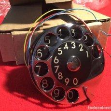 Teléfonos: ANTIGUO DIAL PARA TELÉFONOS DE LA CTNE, ACTUAL TELEFÓNICA. ESTÁ NUEVO, NUNCA ANTERIORMENTE INSTALADO. Lote 142644190