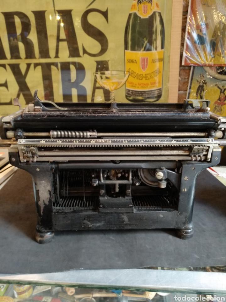 Antigüedades: Maquina de escribir Underwood. Funciona - Foto 5 - 142673692