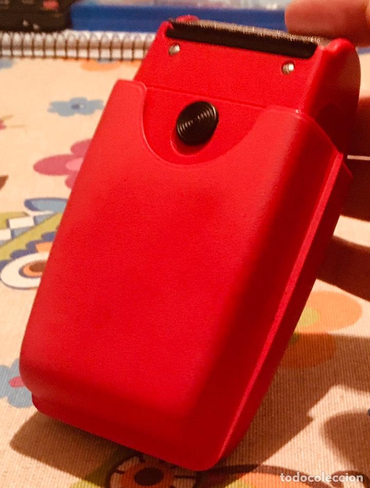 Antigüedades: Afeitadora Eléctrica Braun Cassette 70S Retro - Foto 3 - 142697316