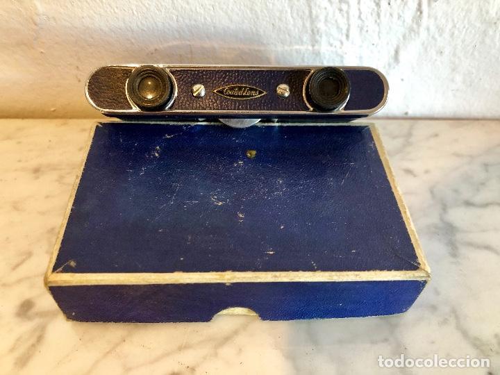 Antigüedades: PRISMATICOS BINOCULARES SIGHTSEER - Foto 2 - 142708790