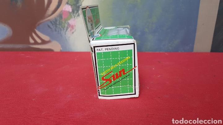 Antigüedades: Mini maquina de coser de bolsillo. Sin uso - Foto 3 - 142711081