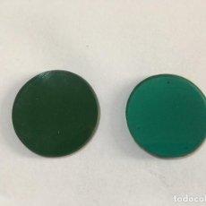 Antiquitäten - gafas antiguas dos colores - 142764922