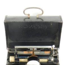 Antigüedades: RARA¡¡¡¡¡ MÁQUINA DE ESCRIBIR BRAILLE CONSTANCON 1919. Lote 142817930