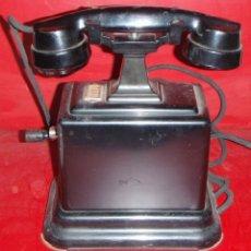 Teléfonos: TELEFONO DE CONSOLA ANTIGUO. Lote 47090372