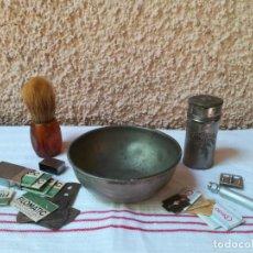 Antigüedades: UTENSILIOS DE AFEITAR.. Lote 142867118