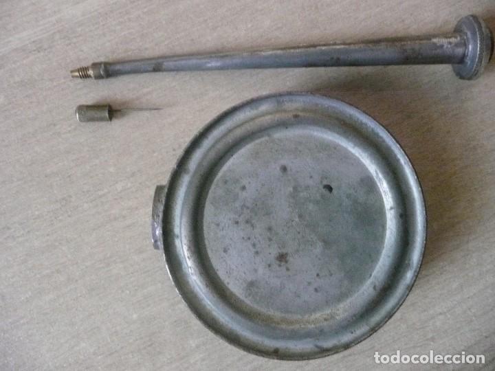 Antigüedades: ANTIGUA ACEITERA LUBRICACION MAQUINARIA-MAQUINAS DE COSER - Foto 5 - 142871586
