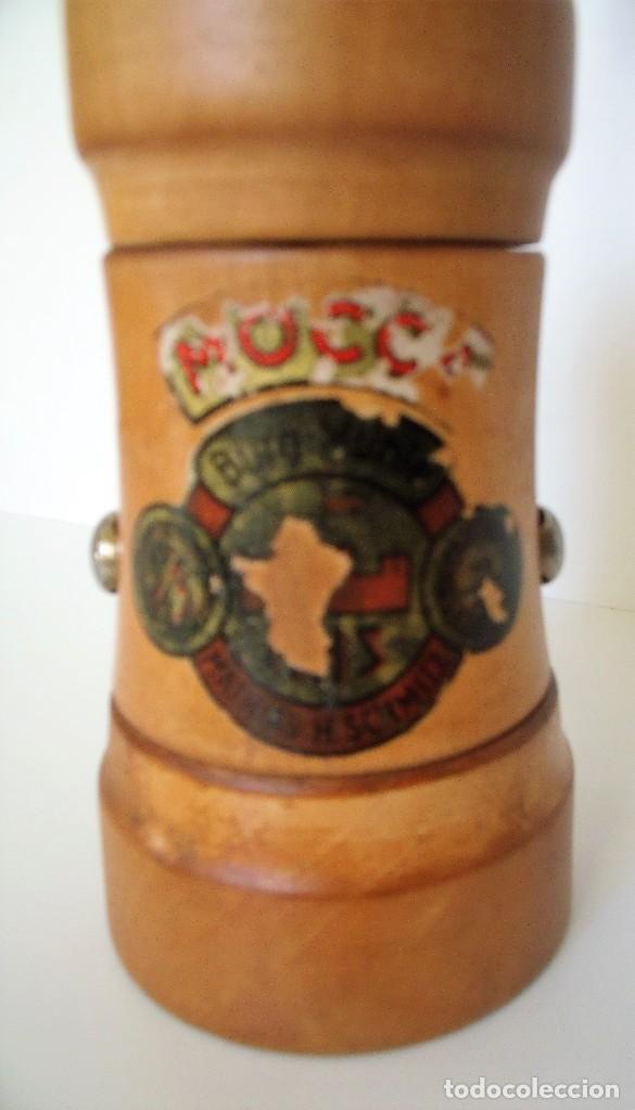 Antigüedades: MOLINILLO DE CAFÉ CILÍNDRICO MARCA BURGMÜHLE. ALEMANIA. CA. 1950/60 - Foto 20 - 142888346