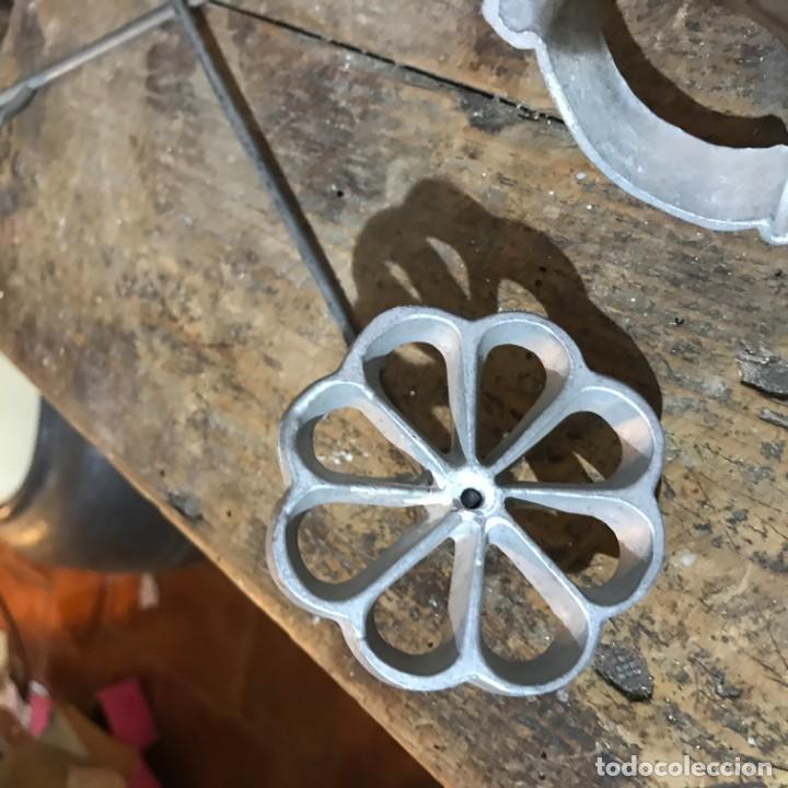 Antigüedades: Lote moldes galletas y pasteleria - Foto 9 - 142954734