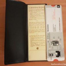 Antigüedades: ANTIGUA REGLA DE CALCULO AUTOMATISMOS MARCA LA TELEMECANIQUE ELECTRIQUE 60S. Lote 142985146