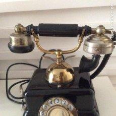 Teléfonos: TELÉFONO TIPO ERICSSON METAL BAQUELITA . Lote 143047866