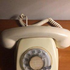 Teléfonos: TELEFONO MODELO HERALDO DE SOBREMESA EN COLOR CREMA. Lote 143062790