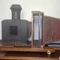 Antigüedades: LINTERNA MÁGICA, SIGLO XIX , JOHN WATSON.. Lote 143196244
