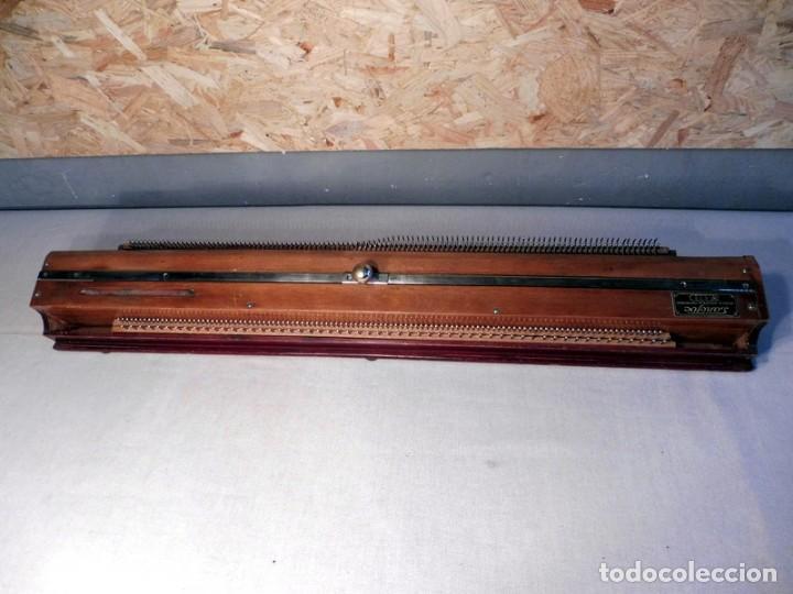 Antigüedades: TRICOTOSA LANOFIX - Foto 3 - 143257322