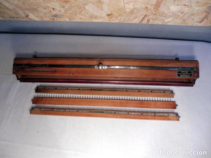Antigüedades: TRICOTOSA LANOFIX - Foto 9 - 143257322