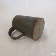 Antigüedades: PANILLA MEDIDA DE ACEITE VALENCIANA. Lote 143282526