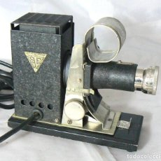 Antigüedades: ANTIGUO PROYECTOR SVE JUNIOR PROJECTOR . SOCIETY FOR VISUAL EDUCATION . Lote 143304986