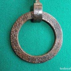 Antigüedades: LLAMADOR ANTIGUO PUNZONADO. Lote 143325386