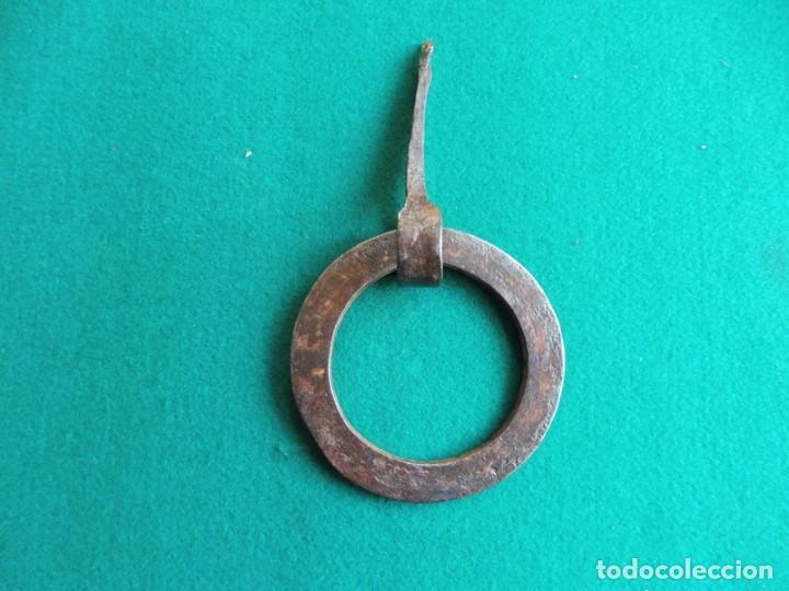 Antigüedades: LLAMADOR ANTIGUO PUNZONADO - Foto 3 - 143325386