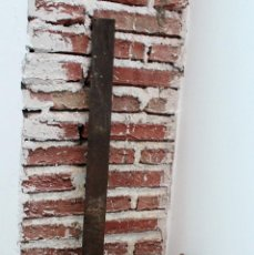Antigüedades: ANTIGUO SARGENTO HURKO. GATO TAMAÑO 62X21 CM. Lote 143349870