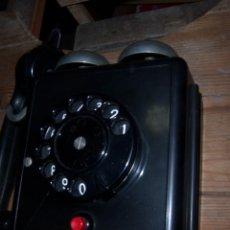Teléfonos: TELEFONO ANTIGUO FUNCIONANDO. Lote 143353110