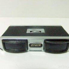 Antigüedades: PEQUEÑOS PRISMATICOS BINOCULARES ZENITH - COATED LENS 3X JAPAN JAPÓN PRISMATICO BINOCULAR. Lote 143440026