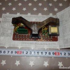 Teléfonos: ANTIGUO REPUESTO - PLACA ELECTRÓNICA PARA TELÉFONO - ORIGINAL - TELEFONICA - . Lote 143607718