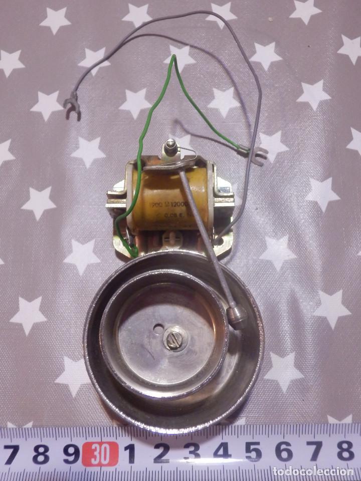 Teléfonos: Antiguo repuesto - Timbre de campana para Teléfono - Original - Telefonica - - Foto 2 - 143609818