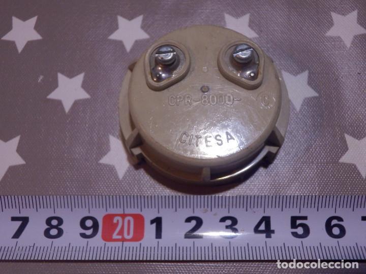 Teléfonos: Antiguo repuesto - Auricular / Micrófono - Original - Telefonica - - Foto 2 - 158329341