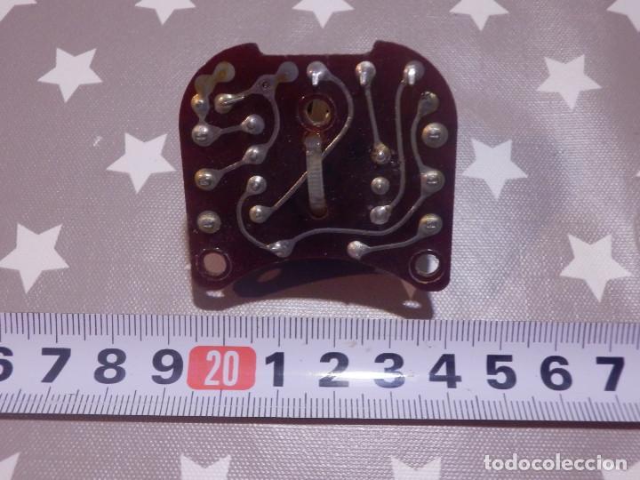 Teléfonos: Antiguo repuesto de teléfono - Placa Transformador para Timbre - Original - Telefonica - - Foto 2 - 143650774