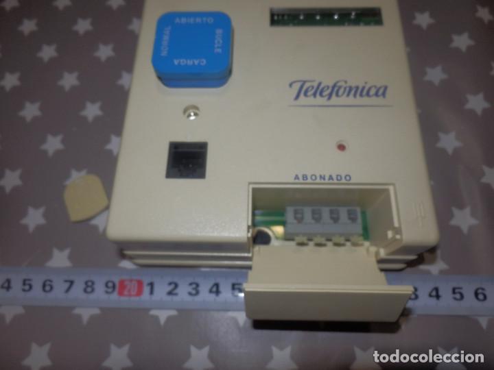 Teléfonos: Caja Terminal de Datos - CTD-4H - Cymem - Telefónica - Foto 2 - 143830746