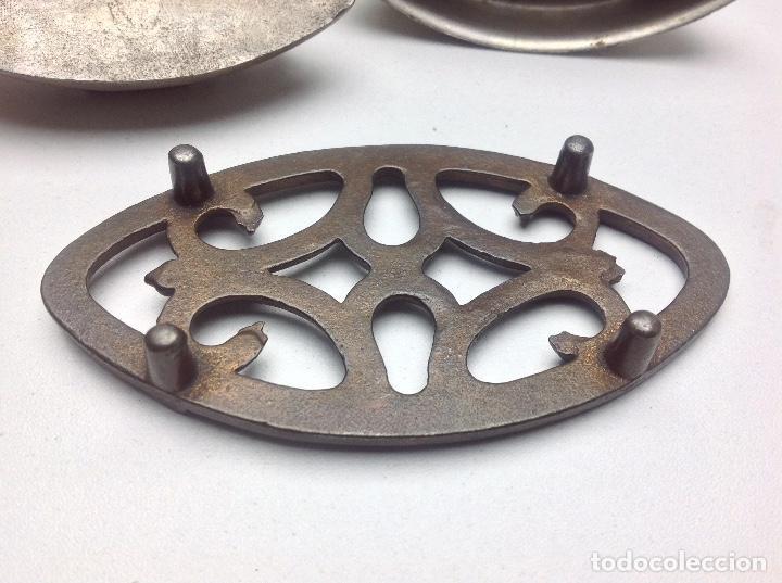 Antigüedades: ANTIGUA PLANCHA AMERICANA DE COLECCION - DOVER - MEDIDA 9 cm - Foto 7 - 143860970