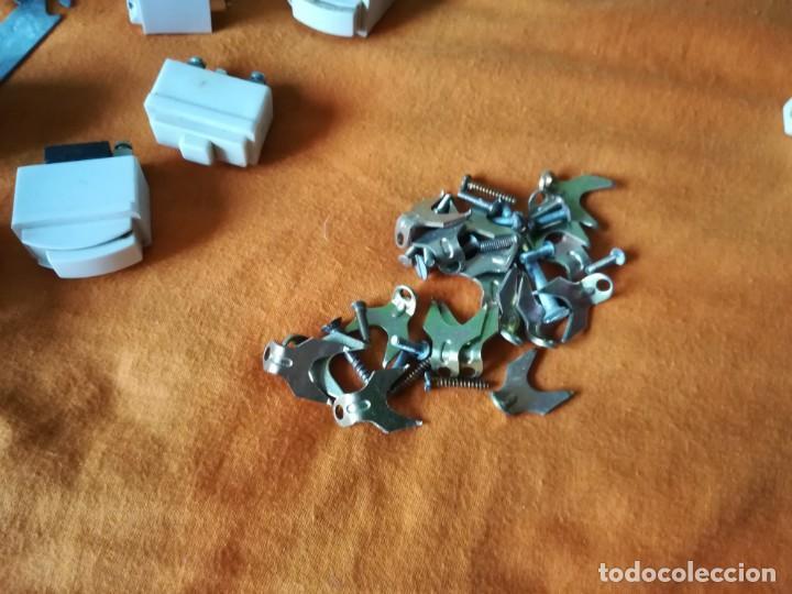 Antigüedades: Antiguo material electrico BJC. Años 60. - Foto 4 - 143892834