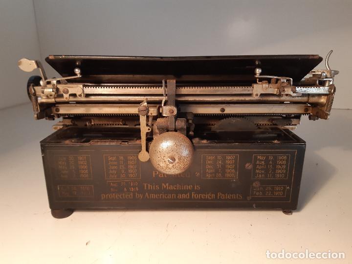 Antigüedades: maquina de escribir rara - Royal Standard No.1 - Foto 8 - 143897650