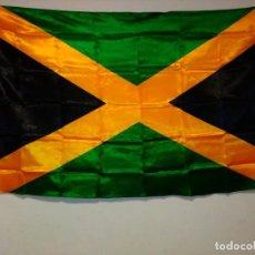 Antigüedades: BANDERA JAMAICA. Lote 143911834