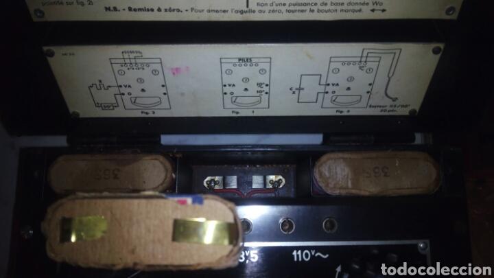 Antigüedades: Antiguo Multimetro ,Funciona.muy buen estado - Foto 10 - 143920481