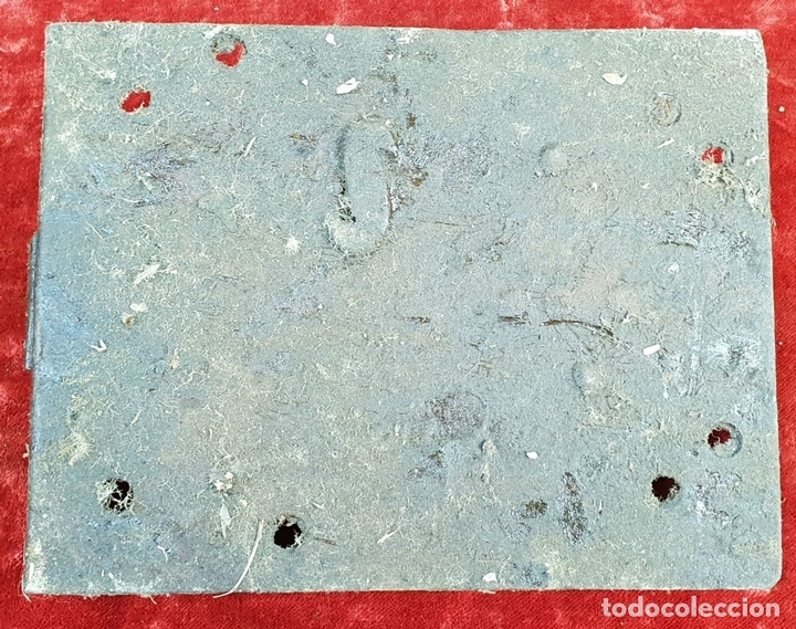 Antigüedades: COLECCIÓN DE CERRADURAS, TIRADORES DE PUERTA Y ACCESORIOS. METAL. SIGLO XIX-XX. - Foto 6 - 143990346