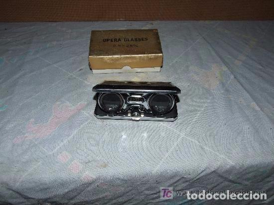 BINOCULARES DE OPERA (Antigüedades - Técnicas - Instrumentos Ópticos - Binoculares Antiguos)