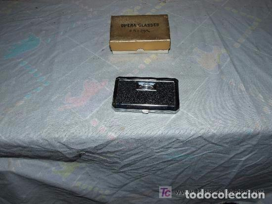 Antigüedades: BINOCULARES DE OPERA - Foto 2 - 144000266