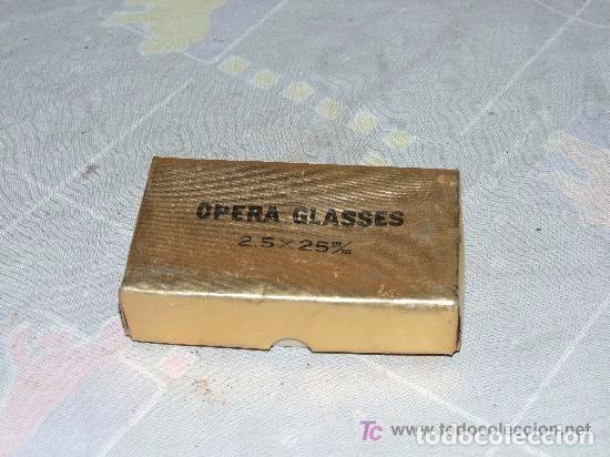 Antigüedades: BINOCULARES DE OPERA - Foto 4 - 144000266