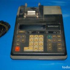 Antigüedades: CALCULADORA ELECTRONICA CASIO -MODELO R-210- COLECCIONISMO. Lote 144146514