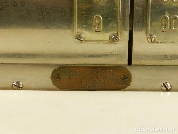 Antigüedades: REGISTRADORA NATIONAL AÑO 1930 - Foto 6 - 144280254