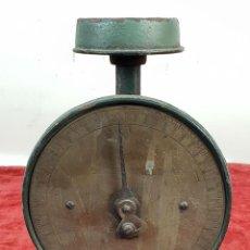 Antigüedades: BALANZA DOMÉSTICA. SALTERS Nº 100. SILVESTER'S PATENT. INGLATERRA. CIRCA 1920.. Lote 144331386