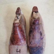 Antigüedades: ANTIGUAS HORMAS MUY ARTESANALES - DISTINTOS TAMAÑOS. Lote 144377570