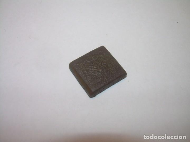 Antigüedades: ANTIGUO PONDERAL DE BRONCE....REYES CATOLICOS..SIGLO XV. - Foto 4 - 144561694