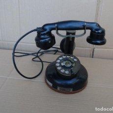 Teléfonos: ANTIGUO TELEFONO FRANCES BAKELITA AÑO 1924 290,00 €. Lote 145213210