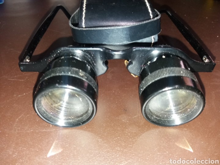 Antigüedades: Gafa prismáticos. - Foto 2 - 233513945