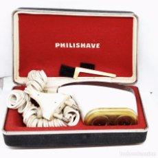 Antigüedades: MAQUINA DE AFEITAR PHILISHAVE. Lote 145274002