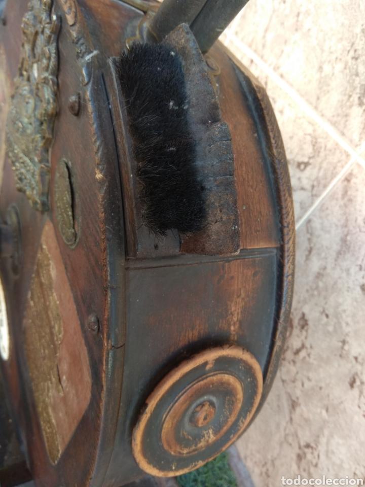 Antigüedades: Espectacular Afilador de Cuchillos Inglés Kents XIX - Foto 14 - 145356336